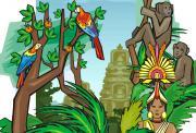 Schnitzeljagd Dschungel