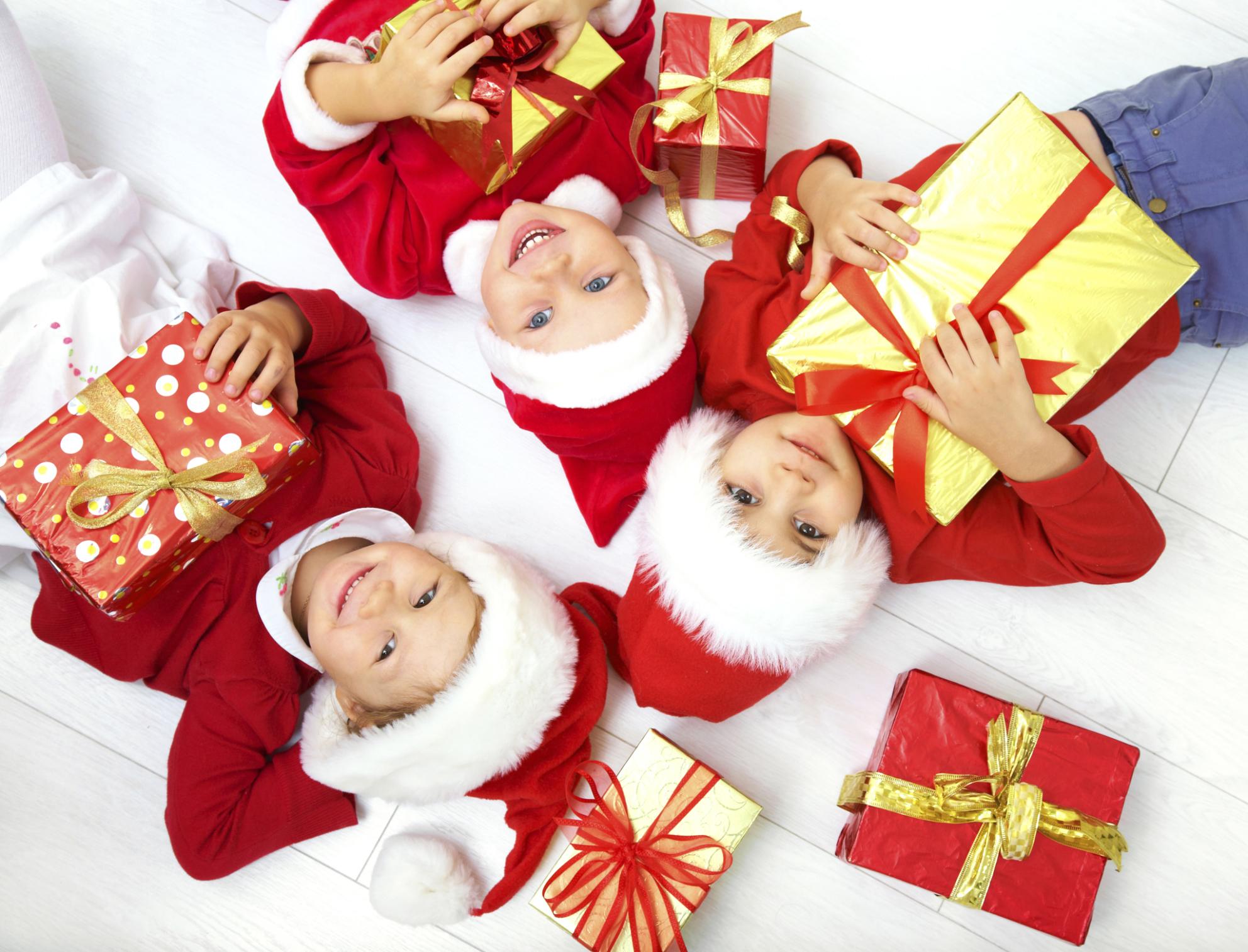 Schatzsuche zu Weihnachten