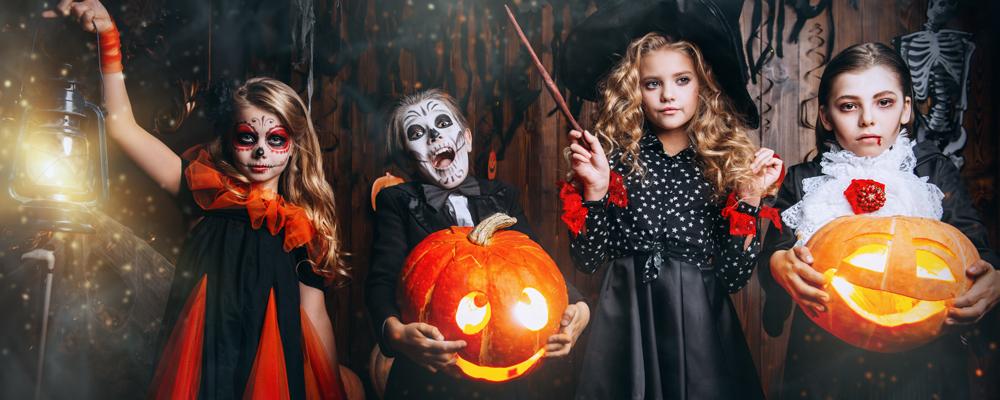 Halloween-Haken-up-Geschichten