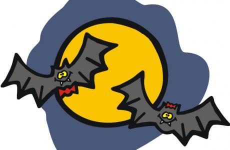 halloween schnitzeljagd rätsel für kleine kinder