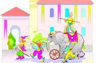 kindergeburtstag zirkus spiele