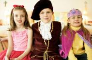 kinder schnitzeljagd mit märchenfiguren