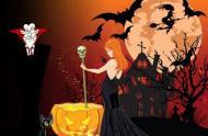 halloweenparty mit schatzsuche