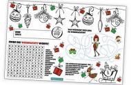 rätsel für kinderschatzsuche zu weihnachten