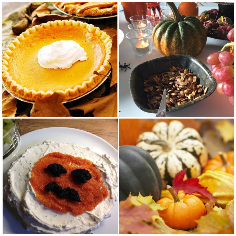 halloween essen erwachsene