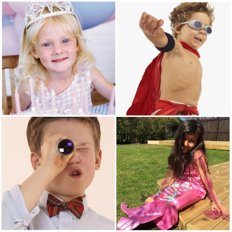 superhelden mottoparty für kinder
