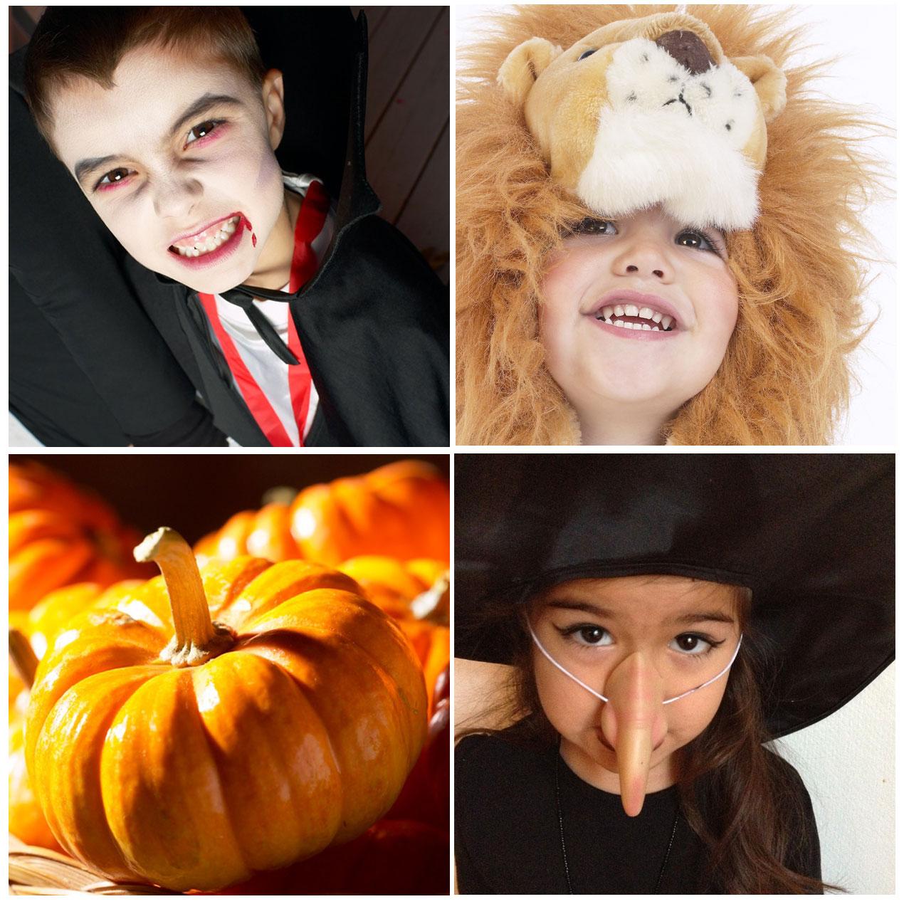 halloween verkleidung kinder