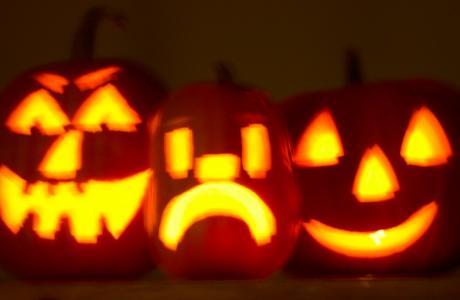 halloween tischkarten spiel