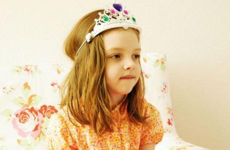 ideen für kindergeburtstag kleiner prinzessinnen