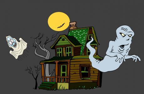 schatzsuche kinder zu halloween