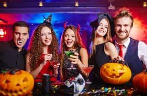 halloweenfest erwachsene
