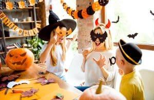 halloween basteln ausdrucken